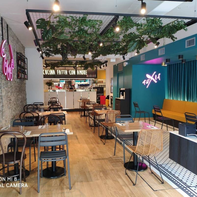 Le Restaurant - Fuxia - Restaurant Nantes Centre